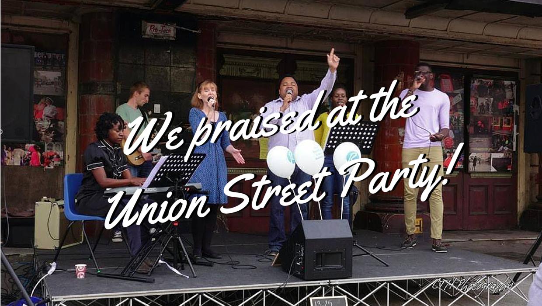 Union Street Party Feedback