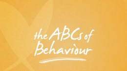 The ABCs of Behaviour