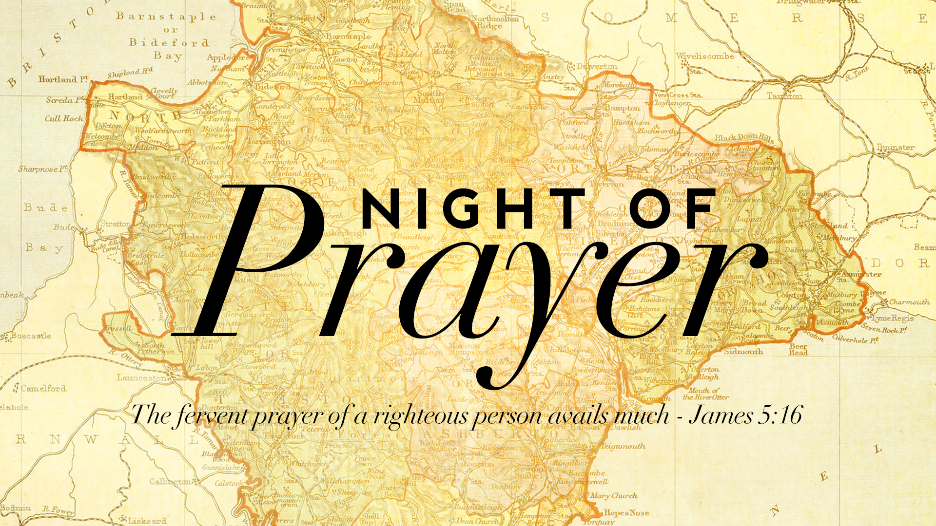 Night of Prayer Screen
