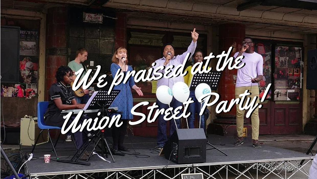 Union Street Party Feedback